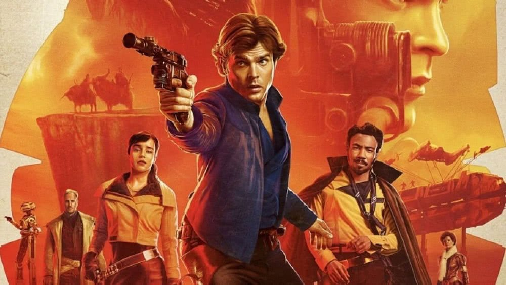 Poster für Solo A Star Wars Story