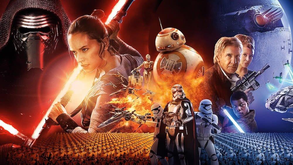 Poster für Star Wars Das Erwachen der Macht
