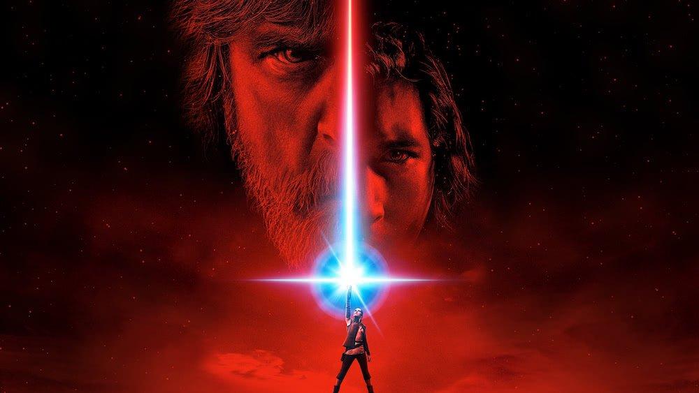 Poster für Star Wars Die Letzten Jedi