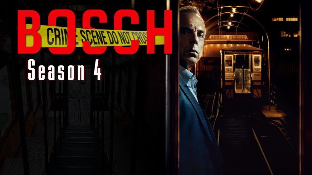 Kritik: Bosch – Staffel 4
