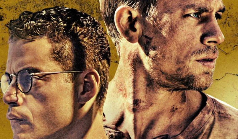 Titelbild für Kritik Papillon mit Charlie Hunnam und Rami Malek