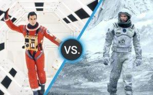 Filmduell Podcast: 2001: Odyssee im Weltraum vs. Interstellar