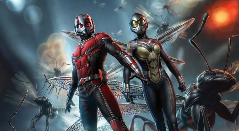 Kritik: Ant-Man and the Wasp