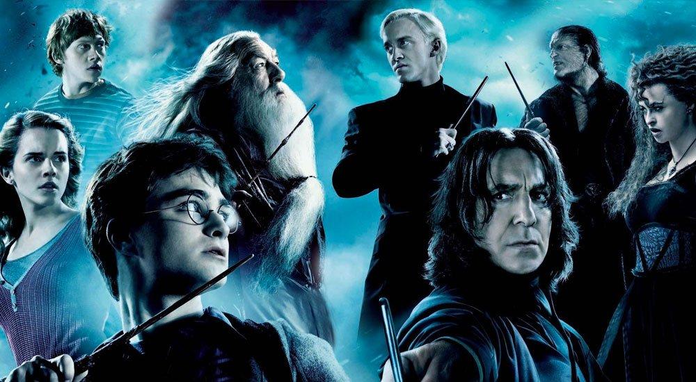 Zusammenfassung: Harry Potter (Alle Filme)