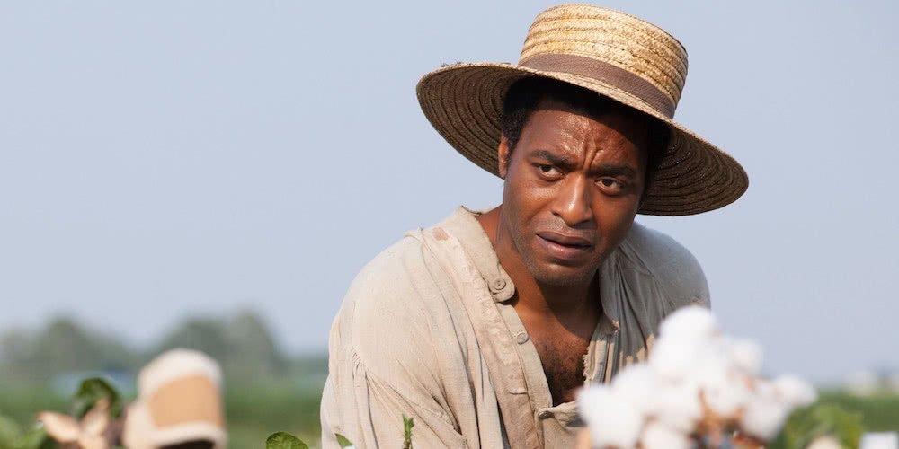 Chiwetel Ejiofor in einem Szenenbild aus 12 Years a Slave