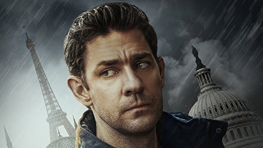 John Krasinski als Jack Ryan in Titelbild für Kritik Jack Ryan Staffel 1