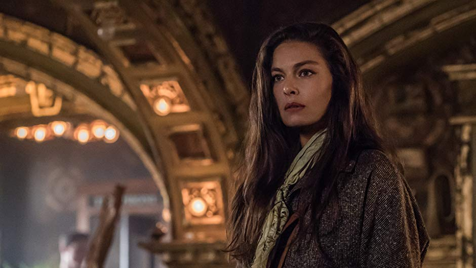 Alexa Davalos als Juliana Crain in einem Szenenbild für Kritik The Man in the High Castle Staffel 3