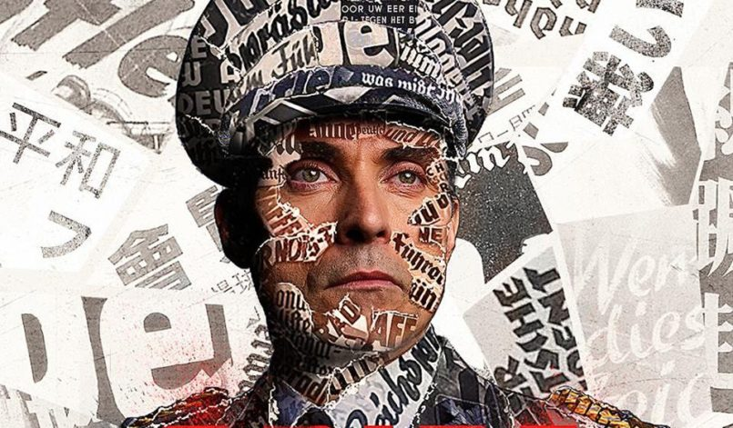 Rufus Sewell als John Smith in Titelbild für Kritik The Man in the High Castle Staffel 3
