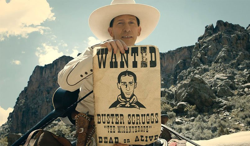 Kritik: The Ballad of Buster Scruggs
