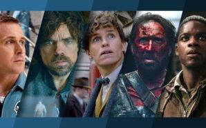 Collage von Szenenbildern der Filme Aufbruch zum Mond, Rememory, Phantastische Tierwesen: Grindelwalds Verbrechen, Mandy, Operation: Overlord