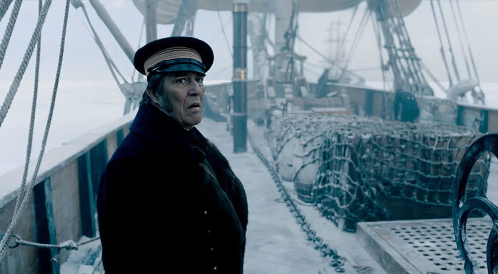 Ciarán Hinds als Sir John Franklin in The Terror Staffel 1