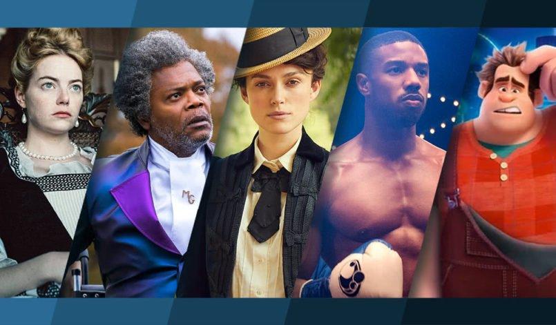 Titelbild Top 5 Kinostarts Januar 2019