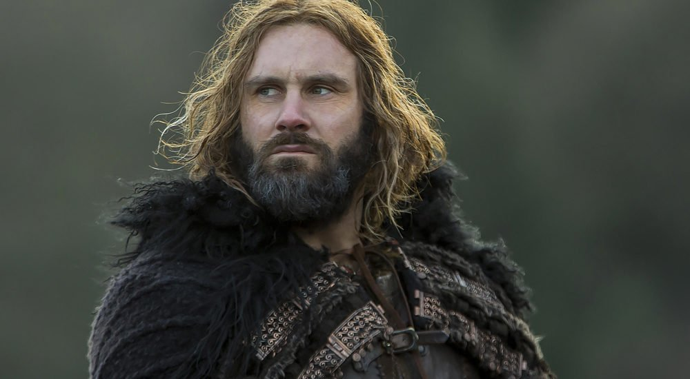 Clive Standen als Rollo in Vikings Staffel 5