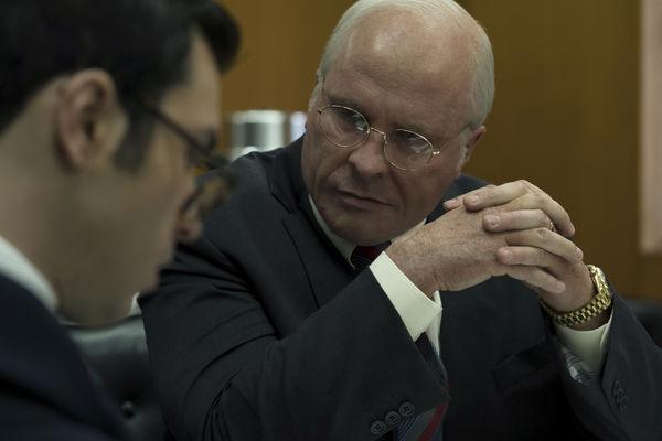 Dick Cheney (Christian Bale) plant seine nächsten Schritte.