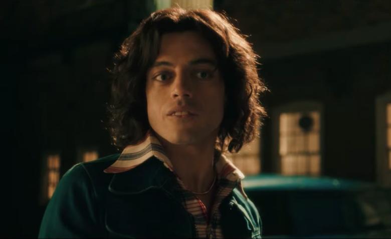 Rami Malek als Freddie Mercury in Bohemian Rhapsody