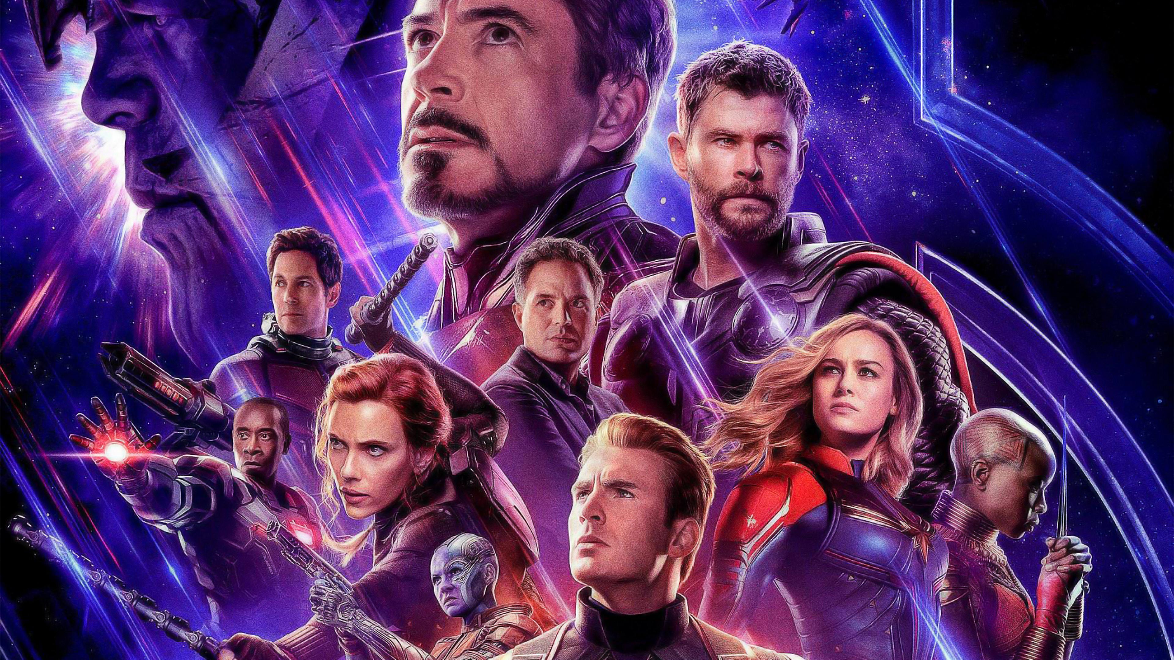 Kritik: Avengers Endgame