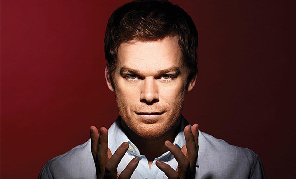 Michael C. Hall als Dexter Morgan in einem Bild aus Dexter