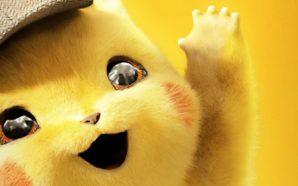 Pikachu Ryan Reynolds) in einem Poster für Kritik Pokemon Meisterdetektiv Pikachu