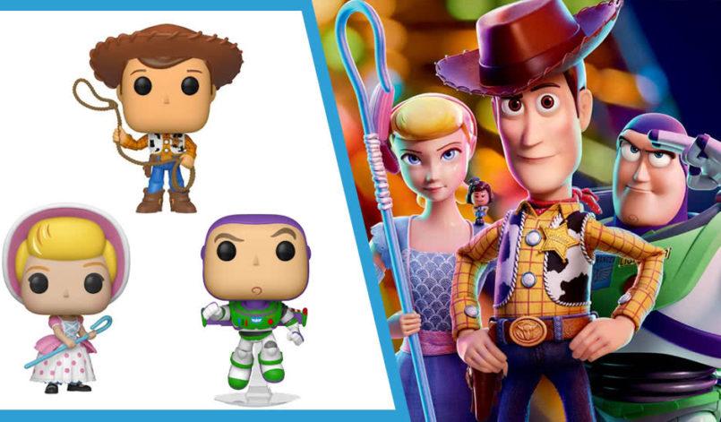 Funko Pop Merchandise von Toy Story bei EMP