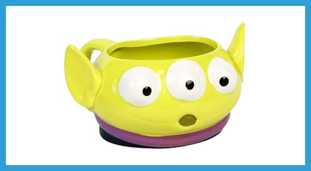 Toy Story 4 Alien Tasse von EMP