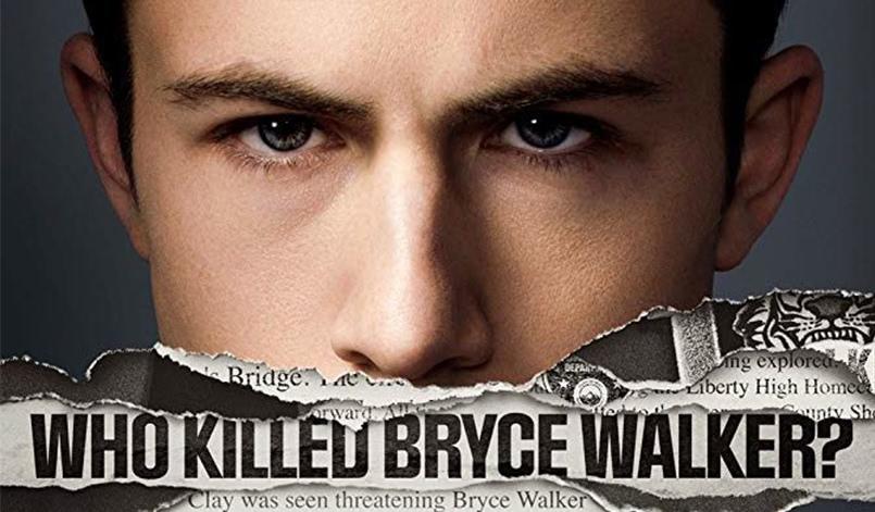 Clay Jensen (Dylan Minnette) in Tote Mädchen lügen nicht, Staffel 3