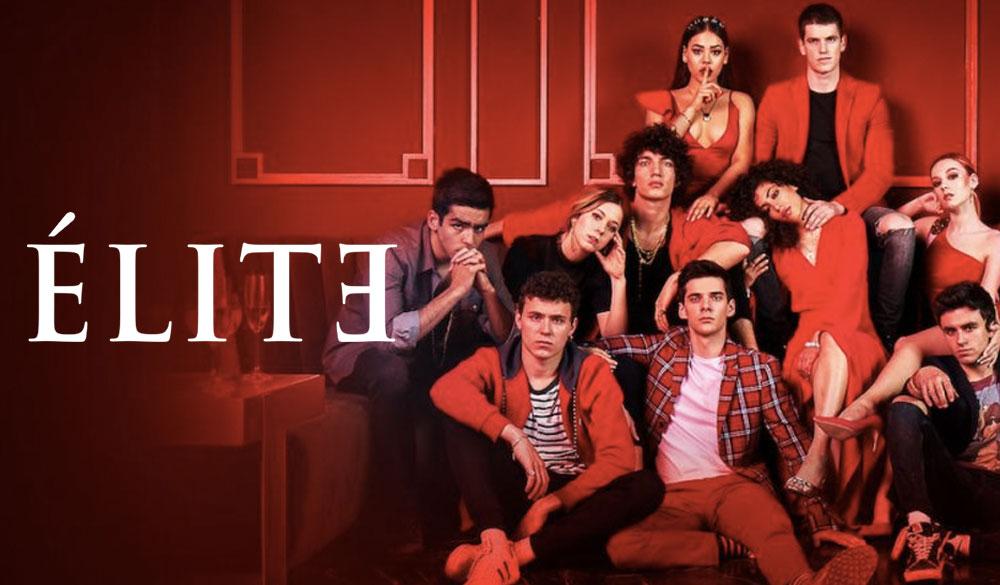 Promo-Bild des Élite-Casts