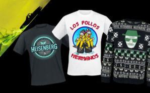 Anzeige: Breaking Bad Merchandise zum Start von El Camino auf…