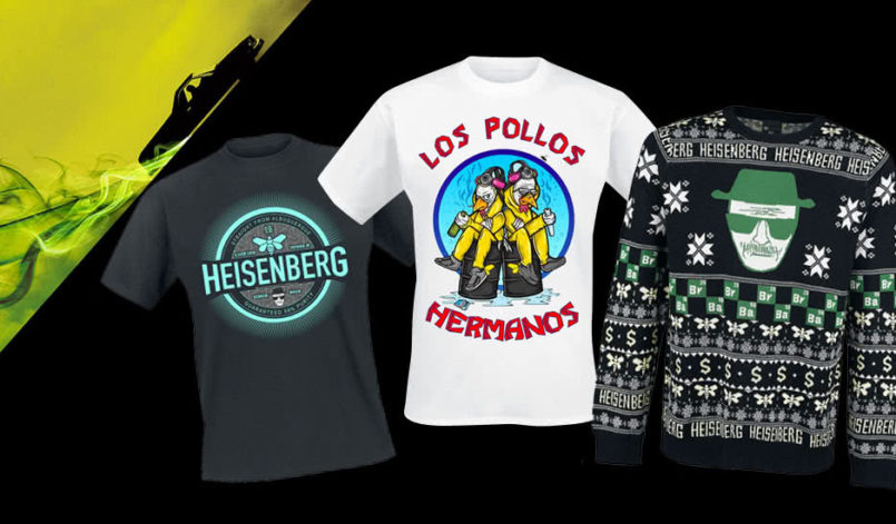 Breaking Bad Merchandise bei EMP zum Netflix Film El Camino