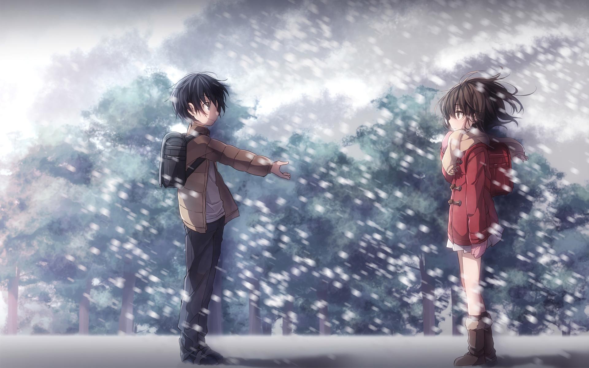 Wallpaper für Erased für Topliste Top 5 Animes für Einsteiger