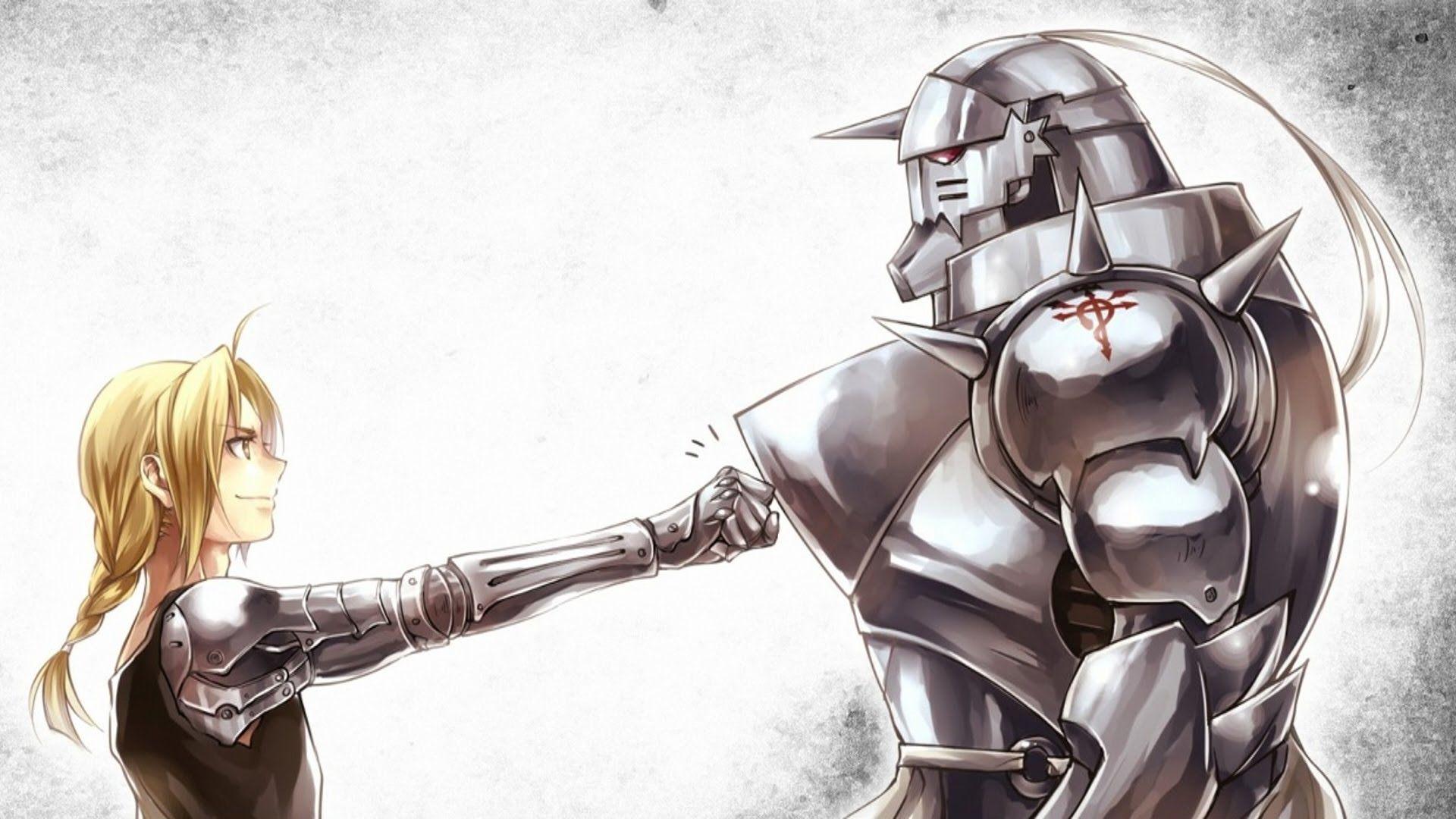 Wallpaper für Fullmetal Alchemist: Brother für Topliste Top 5 Animes für Einsteiger