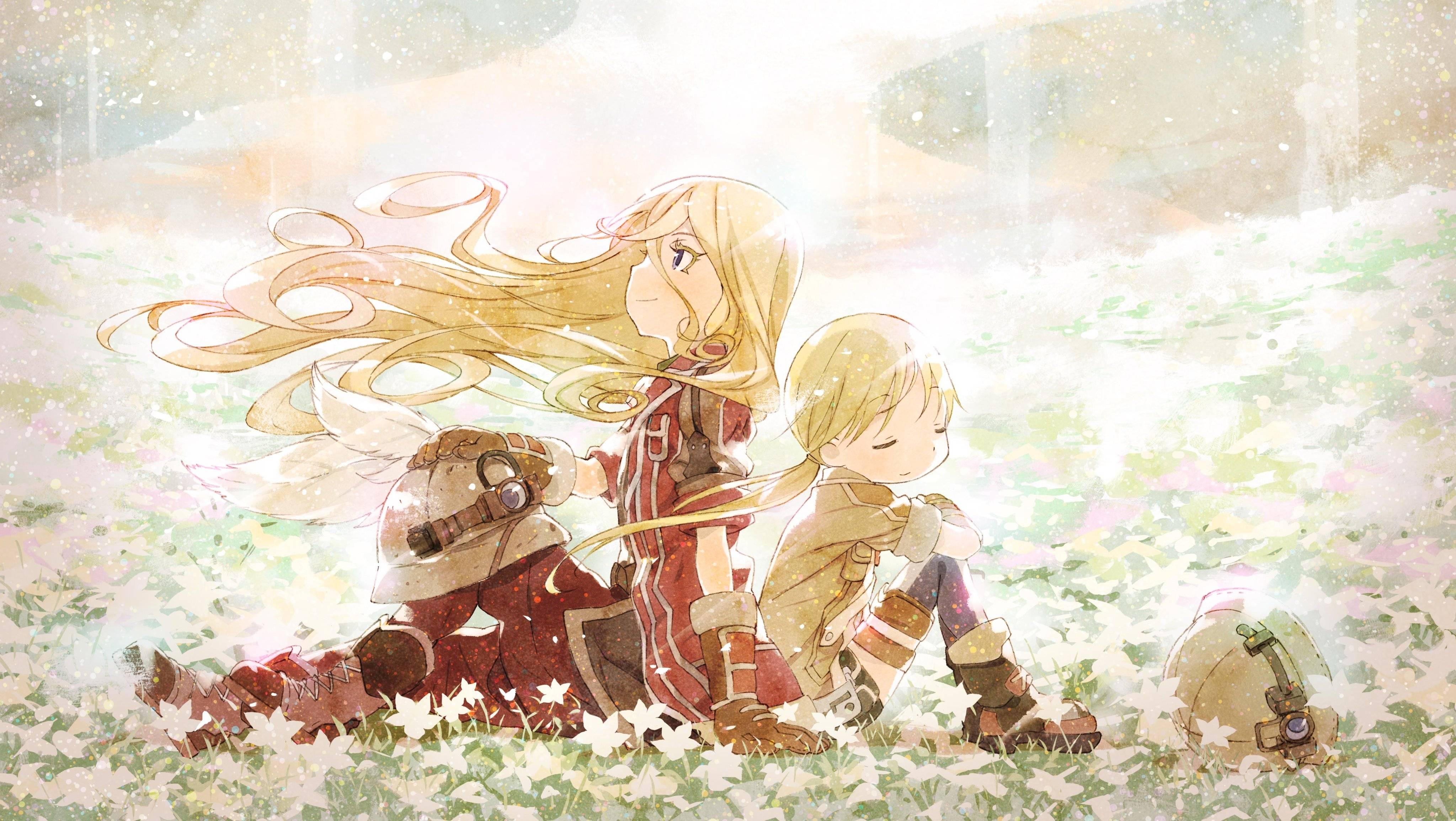 Wallpaper für Made in Abyss für Topliste Top 5 Animes für Einsteiger