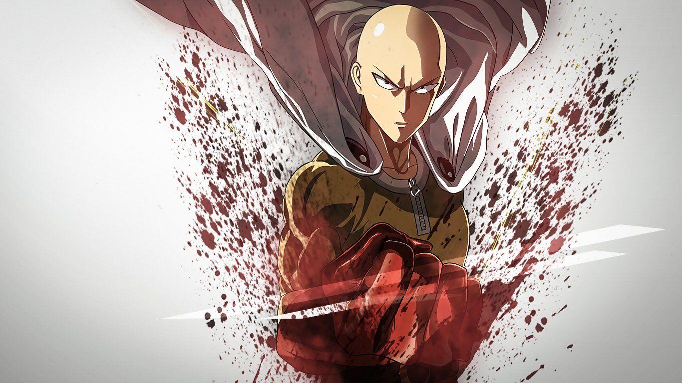 Wallpaper für One Punch Man für Topliste Top 5 Animes für Einsteiger