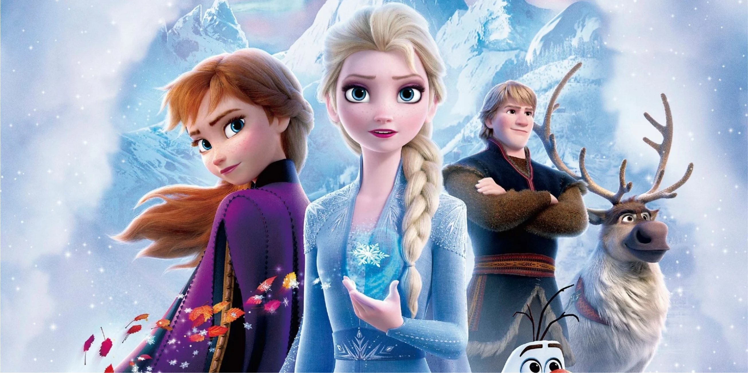 Kritik: Die Eiskönigin 2