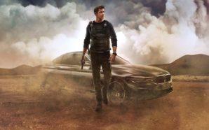 John Krasinski als Jack Ryan in einem Poster für Jack Ryan Staffel 2