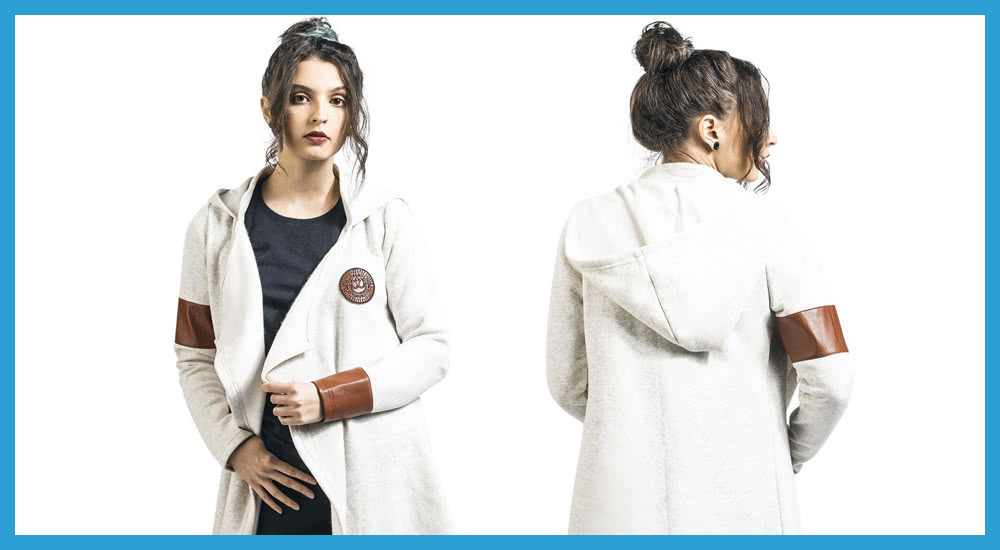 Star Wars Merchandise Cardigan Rey