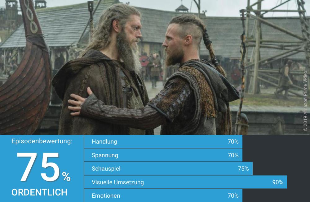 Titelbild Kritik Vikings Staffel 6 Folge 2 Der Prophet