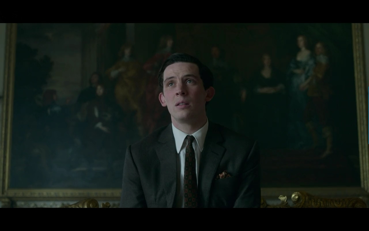 Josh O'Connor in seiner Rolle als Prince Charles in The Crown.