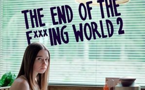 Jessica Barden als Alyssa in der zweiten Staffel von The End of the F***ing World.