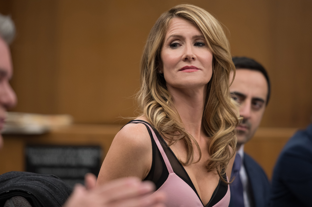 Laura Dern als Nora Fanshaw in Marriage Story