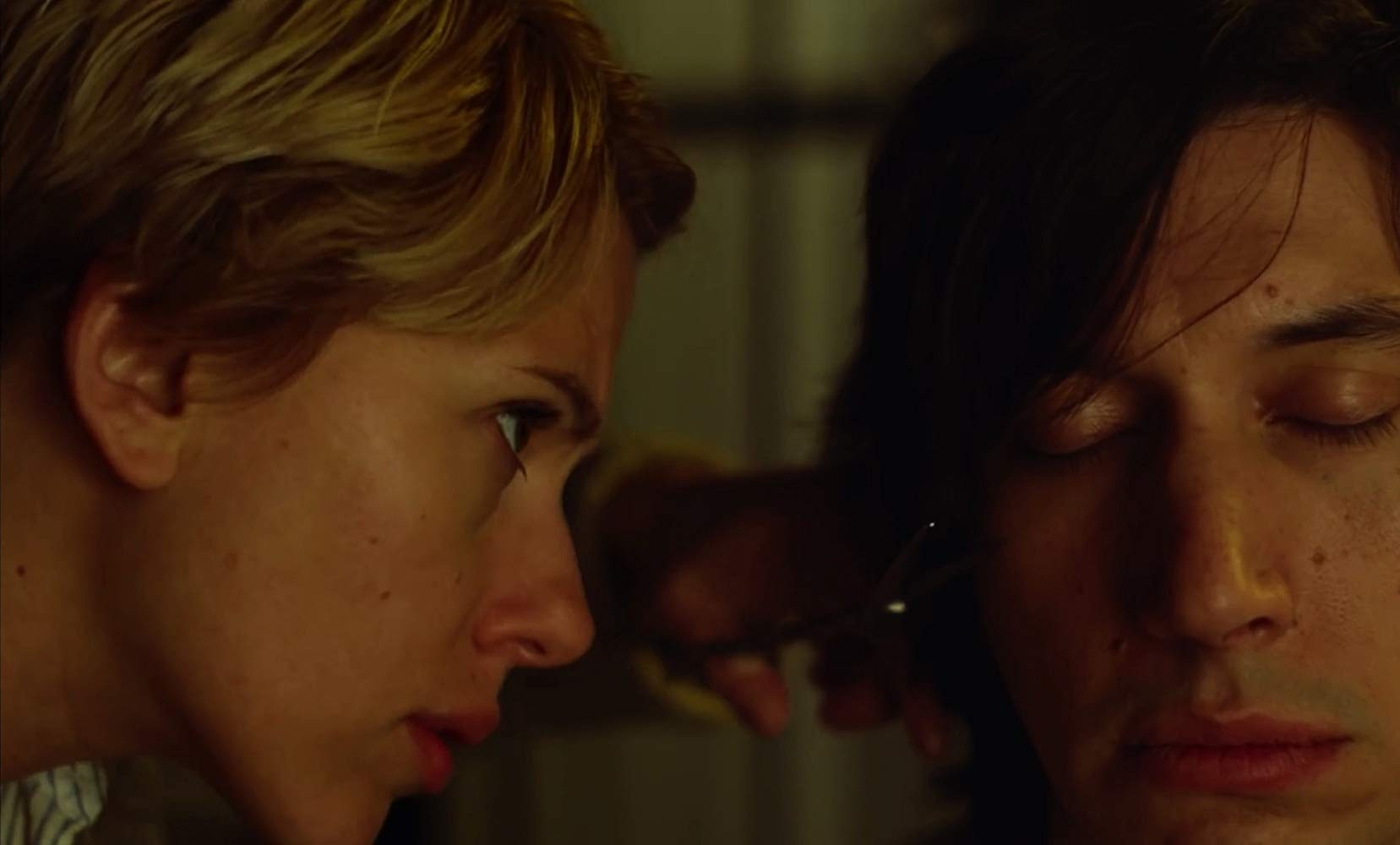Scarlett Johansson und Adam Driver in Marriage Story