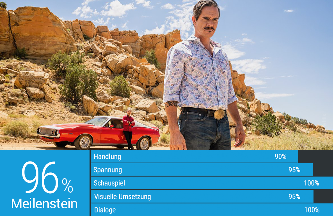 Bewertung Kritik Better Call Saul Staffel 5 Bad Choice Road Miese Entscheidungen
