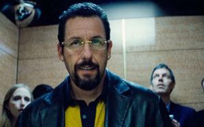 Adam Sandler in einem Szenenbild aus den Netflix Original Der Schwarze Diamant