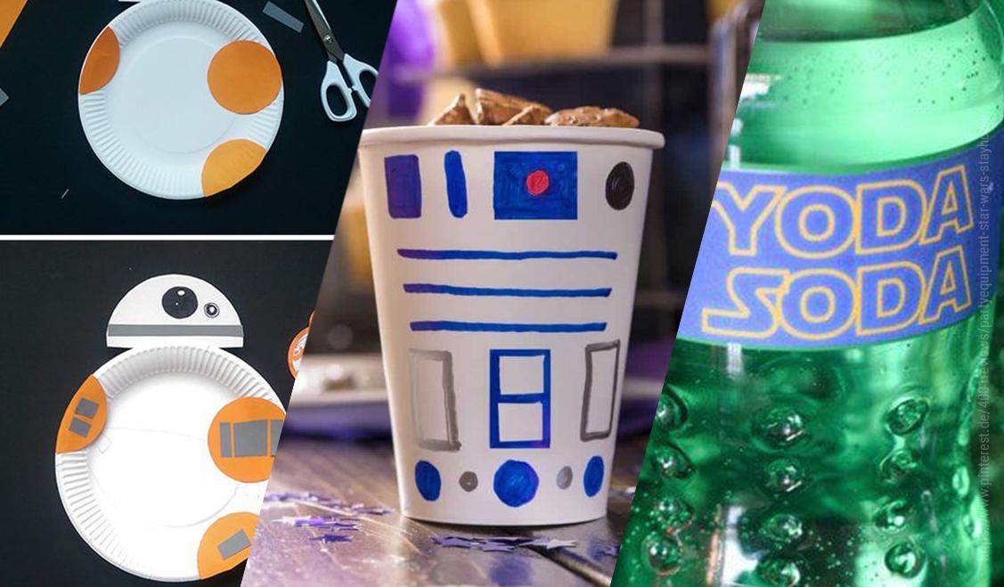 Beitragsbild zur Topliste Star Wars Party