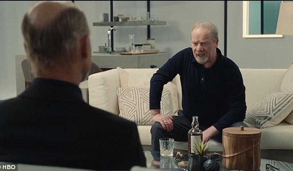 James Delos in einem Szenenbild aus Westworld Staffel 2