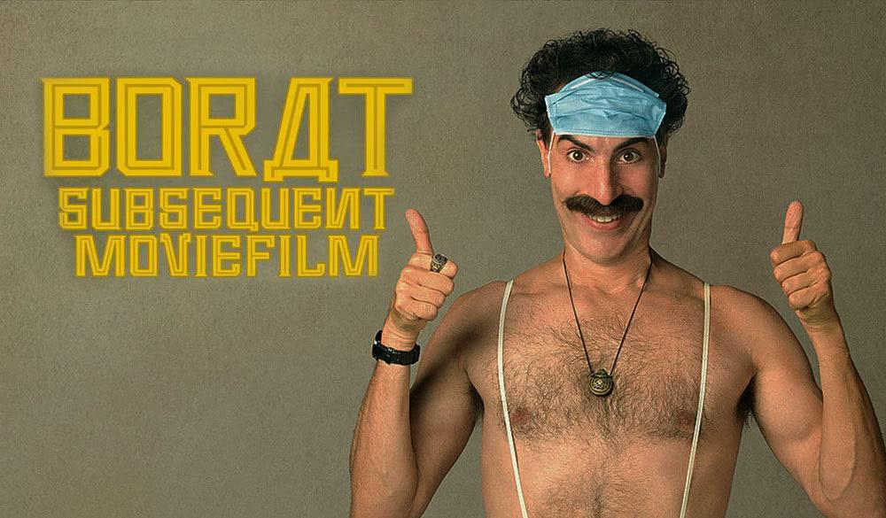 Kritik: Borat: Anschluss-Moviefilm