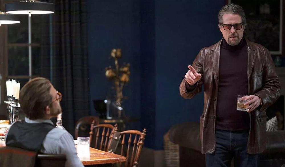 Hugh Grant als Klatschreporter Fletcher
