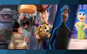 Die besten Disney Pixar-Filme aller Zeiten