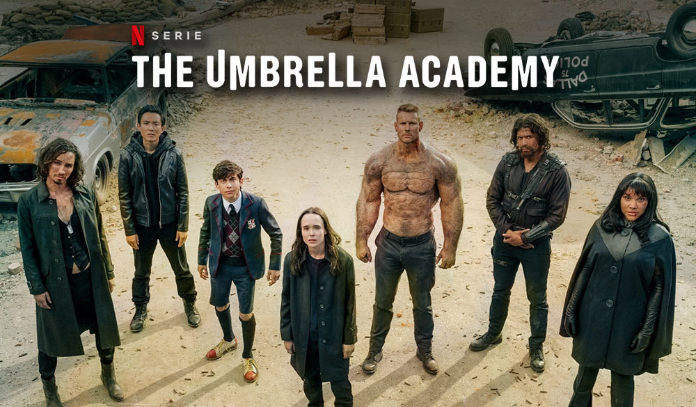 Kritik: The Umbrella Academy – Staffel 2