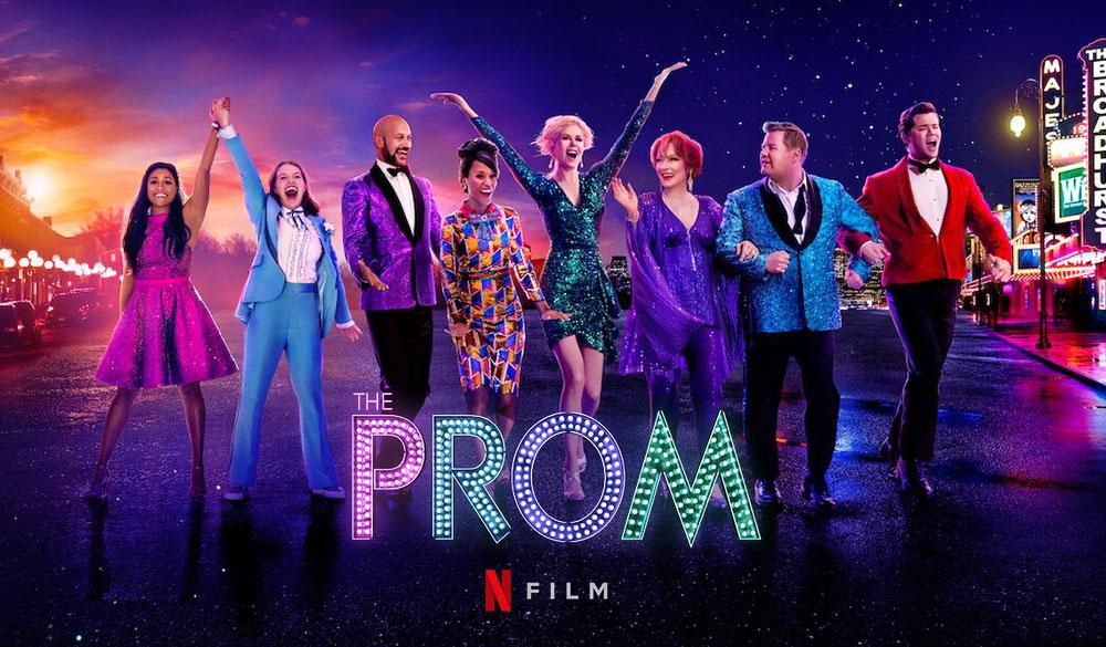 """Titelbild zur Kritik """"The Prom"""""""
