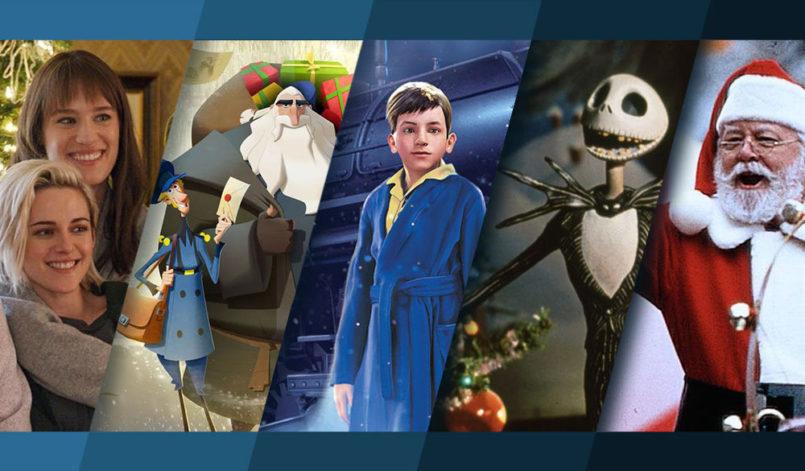 """Titelbild zur Topliste """"Die schönsten Weihnachtsfilme"""""""